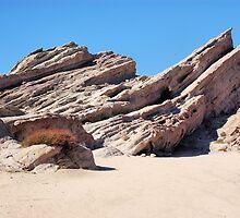 Vasquez Rocks by Jawaher