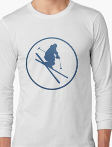 SKI framed Long Sleeve T-Shirt