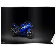 CarAndPhoto - Kawasaki Ninja  Poster