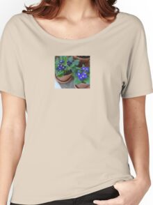 Periwinkle Primrose Women's Relaxed Fit T-Shirt
