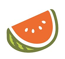 Watermelon Google Hangouts / Android Emoji by emoji