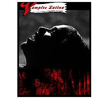 Vampire Scream Photographic Print