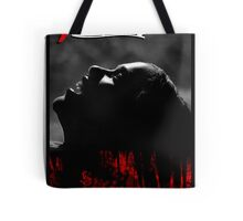 Vampire Scream Tote Bag