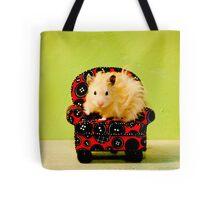 Comfy Hamster Tote Bag