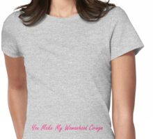 Womanhood Womens Fitted T-Shirt