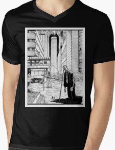 Vigil Pinup #2 Mens V-Neck T-Shirt