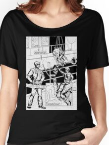 Vigil Pinup #1 Women's Relaxed Fit T-Shirt
