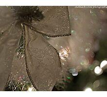 White Christmas Photographic Print