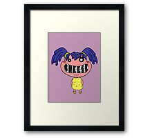 Say CHEEESE! Framed Print