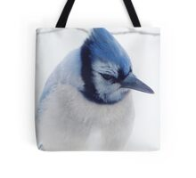 A  Blue Afternoon Tote Bag
