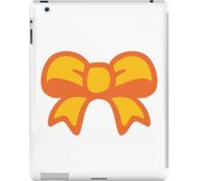 Ribbon Google Hangouts / Android Emoji iPad Case/Skin
