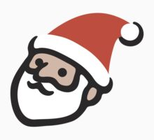 Father Christmas Google Hangouts / Android Emoji Kids Clothes