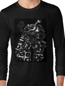 Dalek- Infected Long Sleeve T-Shirt