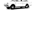 DAF 33 1967–74 by garts