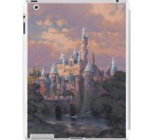 Disneyland 60th Anniversary Castle iPad Case/Skin