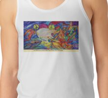 Ive Thrown You A PEACE Ball Tank Top