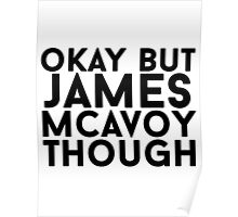 James McAvoy Poster