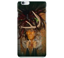 Spirit of the antlered one's iPhone Case/Skin