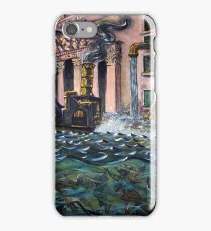 Why is it One Percent? iPhone Case/Skin