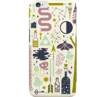 The Witch's Collection iPhone Case/Skin