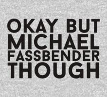 Michael Fassbender by eheu