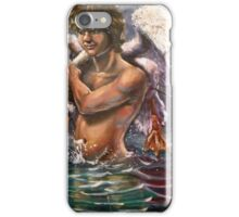 Ganymede Leda iPhone Case/Skin
