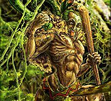 Forest Warrior- final version! by Evan Lole