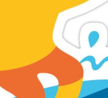 Surfer Google Hangouts / Android Emoji Sticker