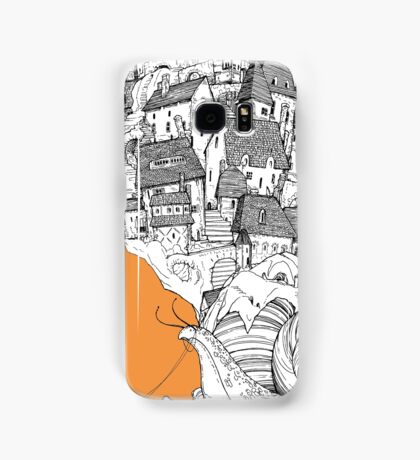 Snail House Samsung Galaxy Case/Skin