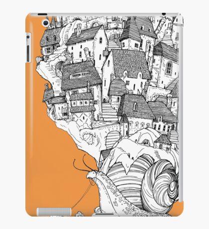 Snail House iPad Case/Skin