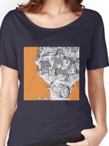 Snail House Women's Relaxed Fit T-Shirt