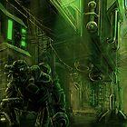 The Green Ninja by Evan F.E. Lole