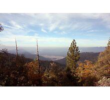 Sierra Foothills Photographic Print