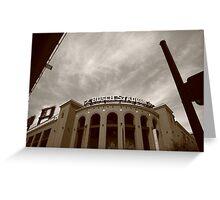 Busch Stadium - St. Louis Cardinals Greeting Card