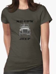 WW2 Jeep T-Shirt