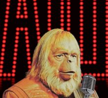 "Zaius ""68 Comeback Sticker"