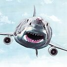 Great White Terrorist by andesndesigns