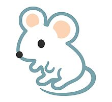 Mouse Google Hangouts / Android Emoji by emoji