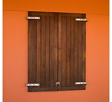 Cellar Doors Photographic Print