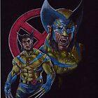 Wolverine by ARTofMistyrE