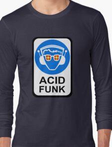 ACID FUNK Long Sleeve T-Shirt