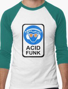 ACID FUNK Men's Baseball ¾ T-Shirt