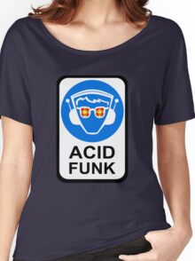 ACID FUNK Women's Relaxed Fit T-Shirt