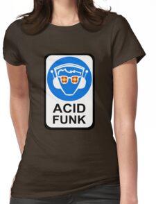 ACID FUNK Womens Fitted T-Shirt
