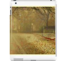 Misty Morn iPad Case/Skin