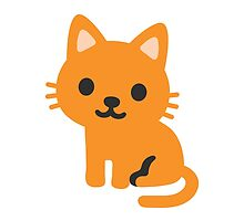 Cat Google Hangouts / Android Emoji by emoji