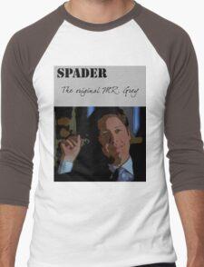 James spader - The Original Mr Grey Men's Baseball ¾ T-Shirt
