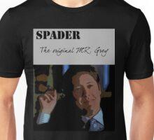 James spader - The Original Mr Grey Unisex T-Shirt