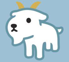 Goat Google Hangouts / Android Emoji Kids Clothes