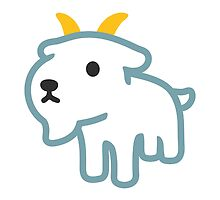 Goat Google Hangouts / Android Emoji by emoji